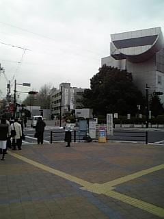 大岡山駅に到着