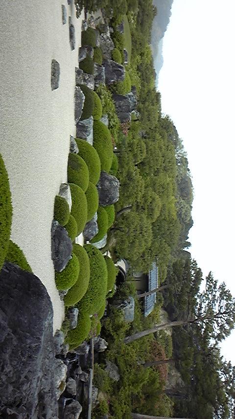 日本一の庭園足立美術館